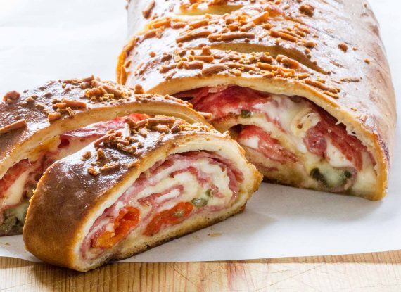 The Stromboli vs. The Calzone